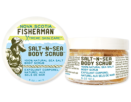 Nova Scotia Fisherman Salt~N~Sea Body Scrub 153g / 5.4oz