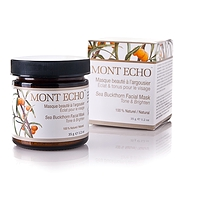Mont Echo Sea Buckthorn Facial Mask 35g