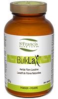 St. Francis Herb Farm BulkLax Herbal Fibre Laxative 130 g powder