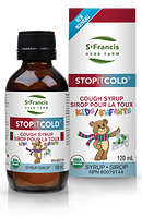 St. Francis Stop It Cold Cough Syrup for Kids 120 ml