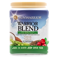 Sunwarrior Warrior Blend Raw Vegan Protein 375g