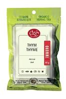 Clef des Champs Thyme Leaf Organic 60g