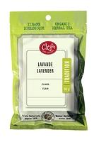 Clef des Champs Lavender Flowers Organic 50 g
