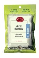 Clef des Champs Lemon Balm Leaf Organic 35 g