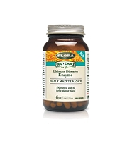 Udo's Choice Ultimate Digestive Enzyme DAILY MAINTENANCE 60 Vegetarian Capsules