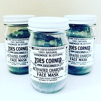 Zoe's Corner Activated Charcoal Face Mask 95 g