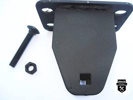 Support /fixation/pour  roues de fonte su225 (300)