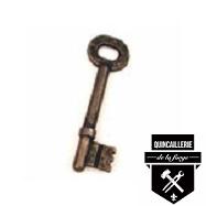 """clé décorative 2 1/4""""    pk 914"""