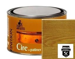 Cire en pâte pour meubles chêne moyen 300ml 70301-9