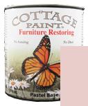 peinture de craie cottage rose pale 32oz/1litre 8104-1l