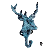 Petit Crochet  bleu chevreuil  w6060  (350)