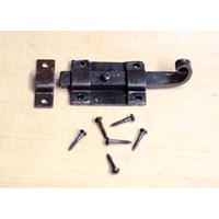 """Fermoir d'acier forgé antique3 1/2""""     L2  (715)"""
