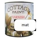 vernis mat cottage 32oz/1litre     8134-1l (1977)