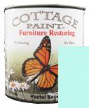 Peinture à la craie cottage vert tendre 1litre|32oz    8103-1l