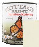 Peinture à la craie cottage blanc antique 8127-1L (2570)