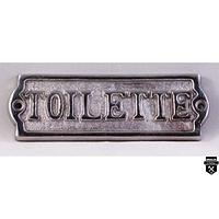 Plaque toilette fonte d'aluminium a38va (550)