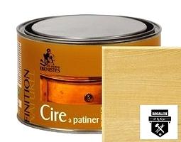 Poli à meubles à base de cire d'abeille  chêne clair 300ml 70301-10
