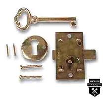 Ensemble clé et serrure k49  (211)