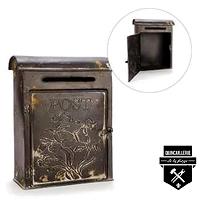 boite aux lettre en fonte quincaillerie de la forge. Black Bedroom Furniture Sets. Home Design Ideas