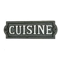 Plaque cuisine en fonte  a40v (329)