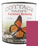 Peinture craie framboise cottage 32oz /1 litre 8101-1l