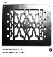 Grille de plancher (8 x 10) gr810   (2999)