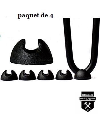 Embouts Protecteur De Plancher Pour Patte En Epingle Patte Hairpin