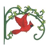 Support à jardinière le cardinal  ux1466d (1625)