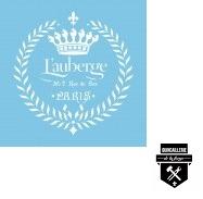 Pochoir L'auberge st850   (750)