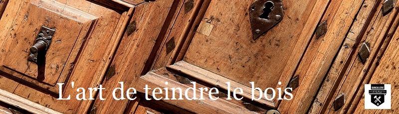 teinture pour le bois les anciens b nistes produits de finition. Black Bedroom Furniture Sets. Home Design Ideas