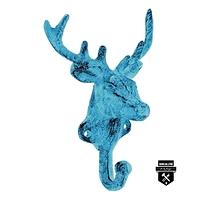 """Petit Crochet chevreuil pour vêtements 6""""  bleu antique w6068 (350)"""
