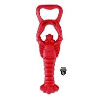 Ouvre bouteille  en fonte rouge homard w6095  (200)