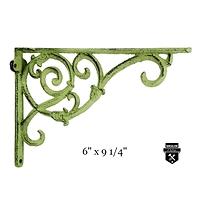 équerre décorative en fonte v6259-v  (450)