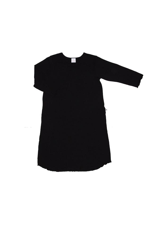 robe d 39 int rieur ou jaquette femme manches longues en. Black Bedroom Furniture Sets. Home Design Ideas