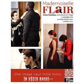 Soirée stylisme avec Mademoiselle Flair - 12 octobre