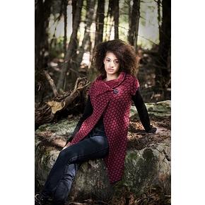 Veste Carine en tricot