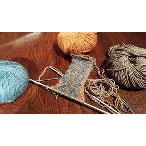 Cours de tricot - J'ai besoin d'aide avec mon projet tricot