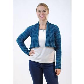 Boléro en tricot Bégonia