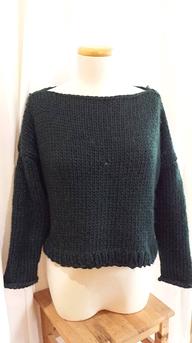 Cours de tricot -Intermediaire - Chandail ou veste