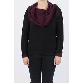 Tunique réversible de tricot