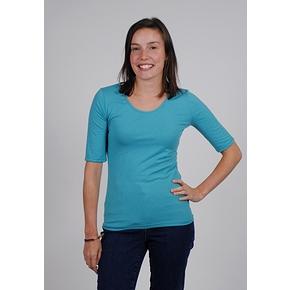 T-shirt bleu- Les essentiels