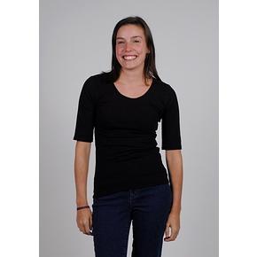 T-shirt noir- Les essentiels