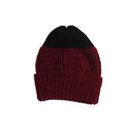 Tuque tricot - 2 couleurs
