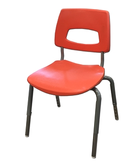Chaise Alpha scolaire ajustable