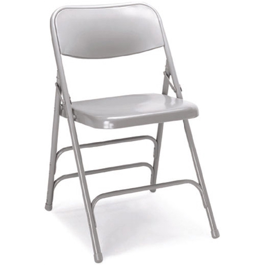 chaise pliante en m tal alpha vico. Black Bedroom Furniture Sets. Home Design Ideas