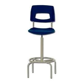 Tabouret Alpha ajustable