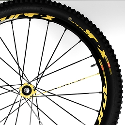 Roues 27.5 Mavic Crossmax XL Pro LTD WTS (paire)