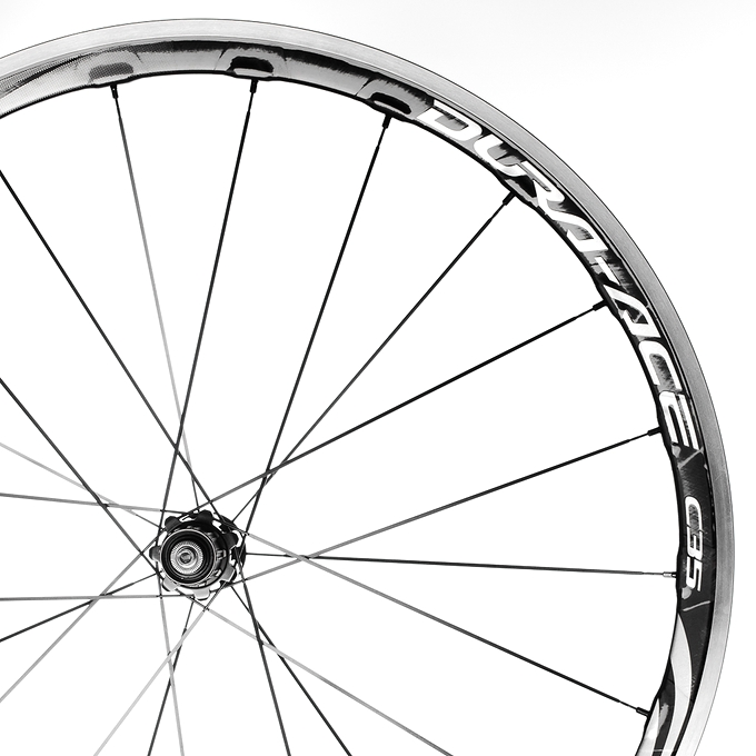 Shimano Dura Ace 9000 Clincher C35 wheels (pair)