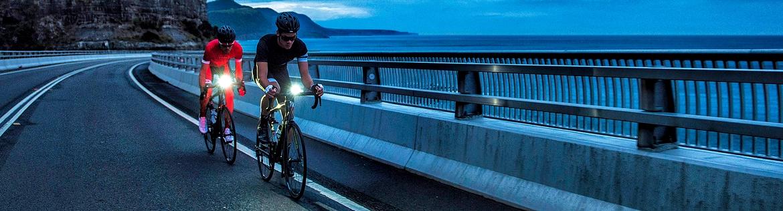 Lumières de vélo