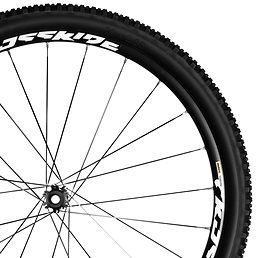 Mavic Crossride Tubeless Quest WTS wheels (pair)